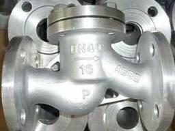16нж10нж клапан обратный подъемный нержавеющий