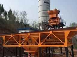 35m3 concrete mixing plant