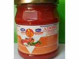 Аджика перец салаты томат паста Туркменистан - фото 2
