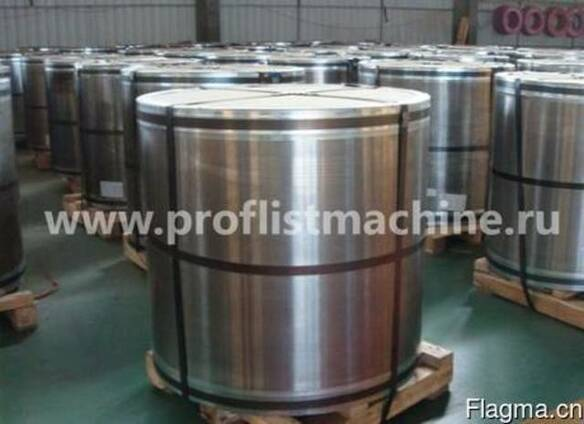 Алюмоцинк с полимерным покрытием в Китае