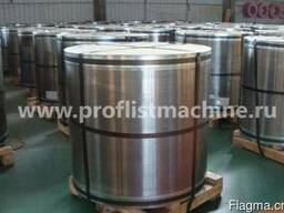 Алюмоцинк с полимерным покрытием в Китае - фото 1