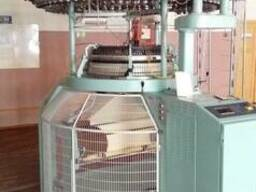 Amtek circular knitting machine