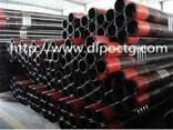 Api 5CT EUE / NUE бесшовные трубки с муфтой - фото 1