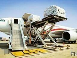 Быстрая доставка грузов из Гуанчжоу Шеньчжень Шанхай в Алмат
