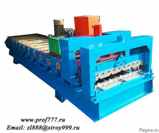 Автоматическая линия для производства металлочерепицы Каскад