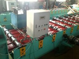 Автоматическая линия для производства металлочерепицы Каскад 25 из Китая