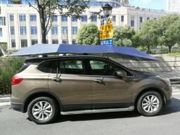 Автоматический зонт для автомобиля