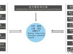 Автоперевозки Ж/Д перевозки Китай-Baiserke