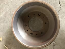 Барабан тормозной задний Фотон-1049А (крепление 6 отв. ) 2-015-98-4 3104102-HF15014