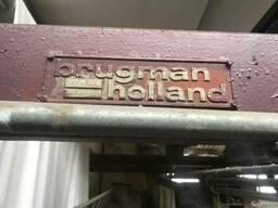 Brugman holland 2000 годастирально-отбеливающая машина