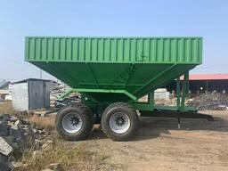 Бункер-накопитель прицепной для зерна