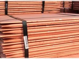 Cathode copper is required for export