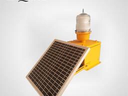 DLT32S LED Solar Aviation Obstruction Light