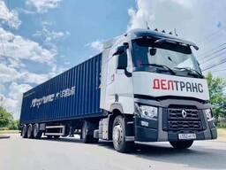 Доставим контейнер из Ганьчжоу, Китая в Москву за 15 дней