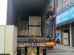 Доставка сборный товар из shangdong китай в ашхабад туркмени