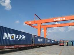 Доставка грузов из Китая в РФ&СНГ