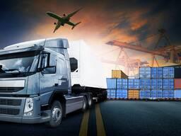 Доставка грузов из Китая в Ташкент