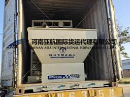 Доставка из Китая в Навои(лобой пункт в Узбекистане)