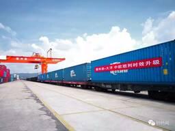 Доставка на прямом поезде из Китая в Оршу, Белоруссия.