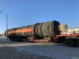 Доставка негабаритных и генеральных грузов по Китаю