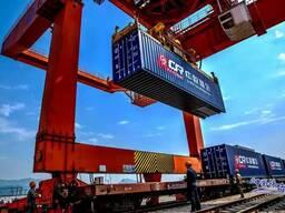 Доставка сборных грузов из Китая в Узбекистан, Казахстан