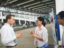 Доставка по Ж/Д из Китая в Москве от 1 куб