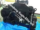Двигатель Cummins 6CTA8.3-C215 GR215 XCMG - фото 1