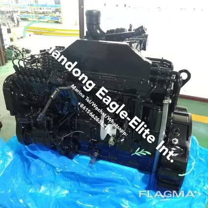 Двигатель Cummins 6CTA8.3-C215 GR215 XCMG