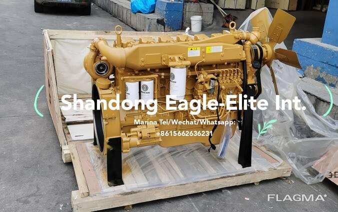 Двигатель weichai WD10G220E21 ZL50G XCMG