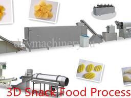 Двухшнековый пищевой экструдер ООО Шаньдунская компания DXY