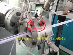 Экструзионная линия для производства шлангов из ПВХ