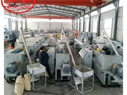 Экструзионная линия по производству труб из ПВХ