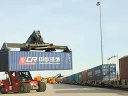 Еженедельный выход контейнеров из Китая в Москву, Минск - photo 2
