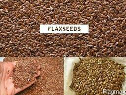 Flax seeds DAP Manzhouli, China