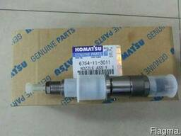 Форсунки двигателя 6754-11-3011 Komatsu, Doosan, Shantui, Volvo