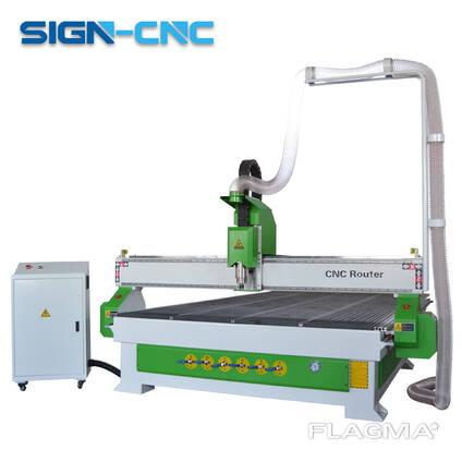 Фрезерный станок с вакуумным столом SIGN-2030
