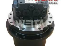 Гидромотор хода с редуктором для экскаватора