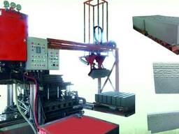Гидропрессовое оборудование по производству бордюров QPS-800 - фото 1
