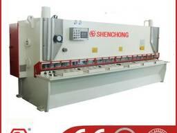 Гильотинные ножницы QC11Y-6X4000 из Китая