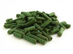 Granulated lucerne (alfalfa)