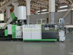 Гранулятор для переработки полистирола EPS 300 кг/час