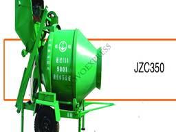 Гравитационный смеситель серии JZC