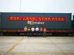 Грузы в Южном Китае перевезти в Москву. Какой маршрут лучше?
