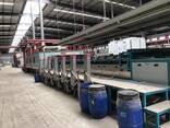 Ichinose печатная машина плоскими сетчатыми шаблонами - photo 3
