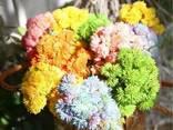 Искусственные цветы - фото 1