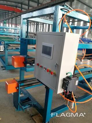 Оборудование для производства сэндвич-панелей в Китае