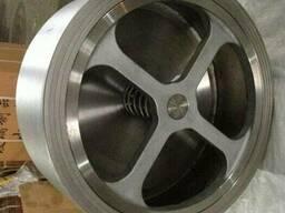 Клапаны обратные межфланцевые нержавеющие Ру16 Ду200 дешево