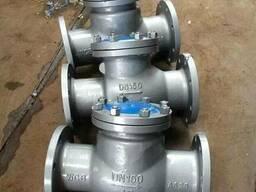 Клапаны обратные поворотные стальные 19с53нж Ру16 Ду150, Кит