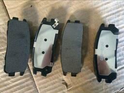 Колодки тормозные задние 3502277-K00-J