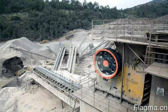 Комплекс по переработке некондиционных ЖБИ и бетонных отходо